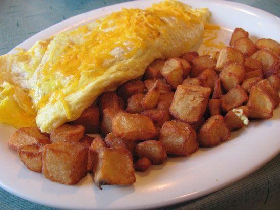 Breakfast at NC State Farmers Market Restaurant in Raleigh, NC Triangle Dining