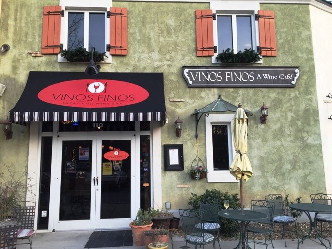 Vinos Finos in Raleigh, NC Triangle Dining