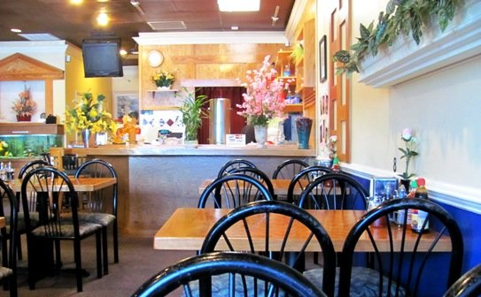 Dining room at Pho Far East, Raleigh on NC Triangle Dining