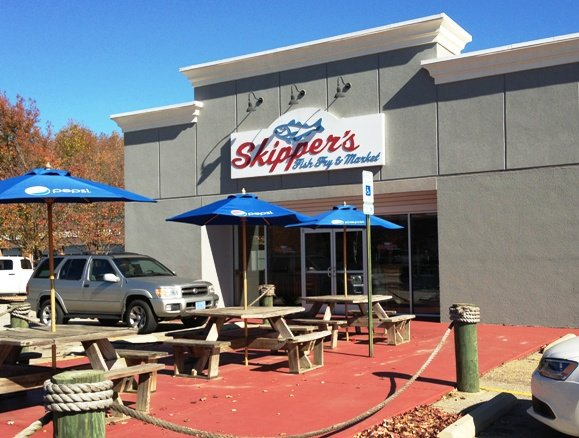 Skippers Fish Fry in Apex, NC Triangle Dining