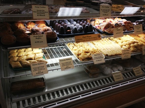 Pastries at Neomonde, Raleigh- NC Triangle Dining
