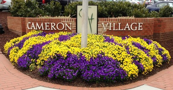 CameronVillage-Sign
