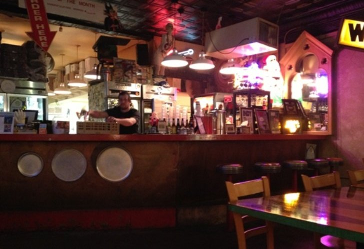 Counter at Lilly's, Raleigh- NC Triangle Dining