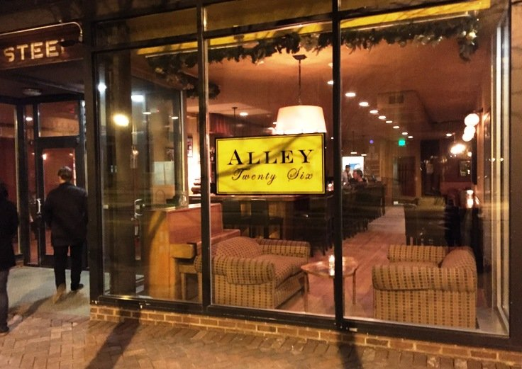 Alley 26 in Durham- NC Triangle Dining