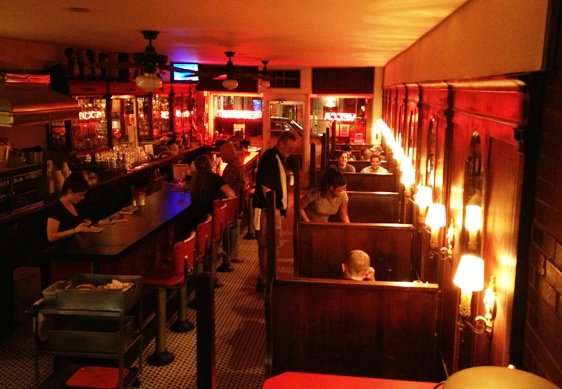 Interior at the Mecca, Raleigh- NC Triangle Dining