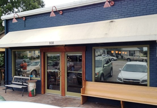 Front of Stanbury in Raleigh- NC Triangle Dining