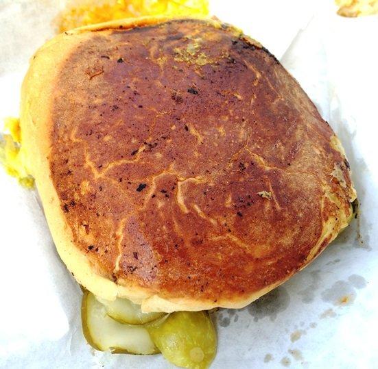 Cuban sandwich at Alamo BBQ, Richmond VA- NC Triangle Dining