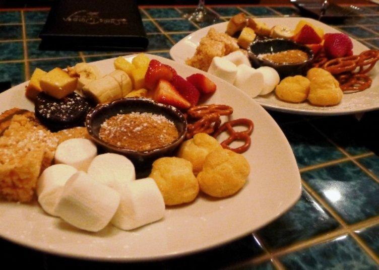 Dessert supreme at Little Dipper, Durham- NC Triangle Dining
