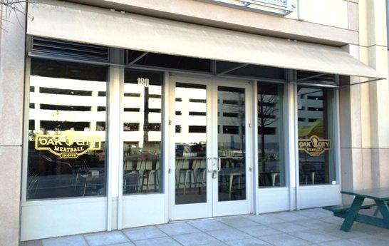 Oak City Meatball Shoppe, Raleigh- NC Triangle Dining