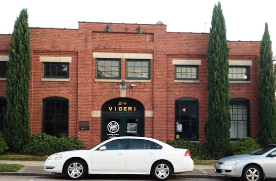 Front of Videri Chocolate Factory, Raleigh- NC Triangle Dining
