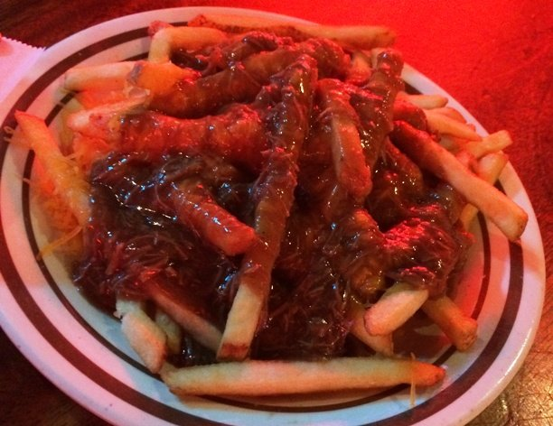 Boo fries at Acme Oyster House, New Orleans- NC Triangle Dining