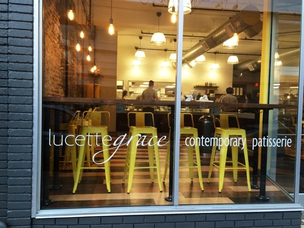 Front of lucettegrace in Raleigh- NC Triangle Dining