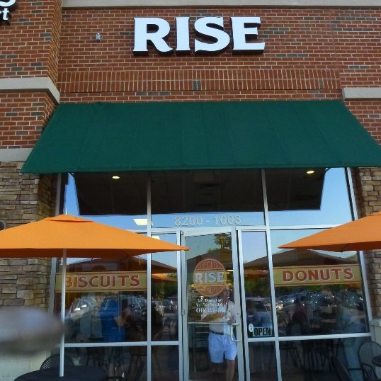 Front of Rise in Durham, NC Triangle Dining