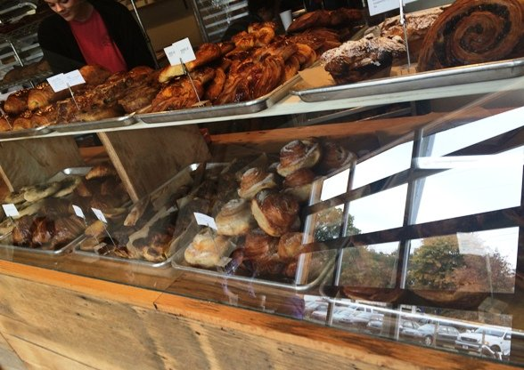 Pastries at Boulted Bread, Raleigh- NC Triangle Dining