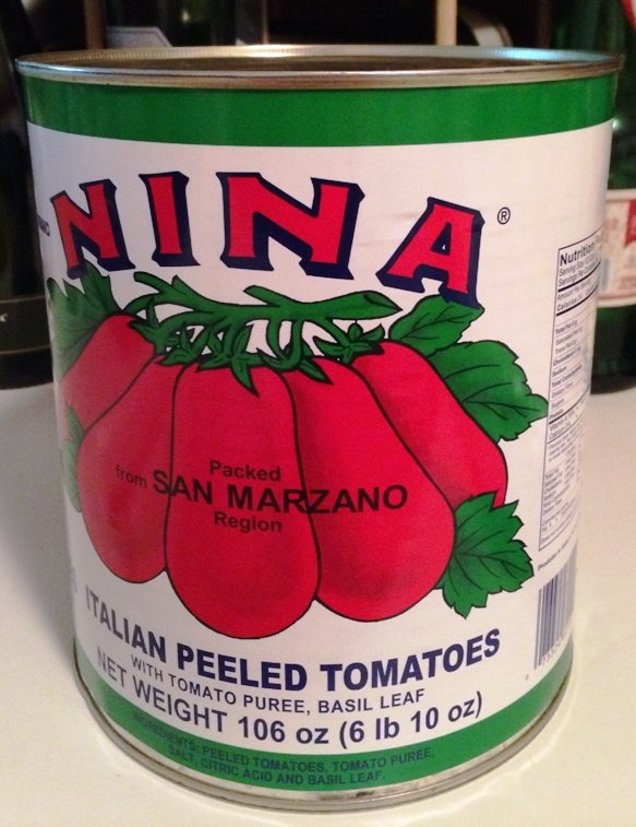 San Marzano tomatoes at Costco in Raleigh- NC Triangle Dining