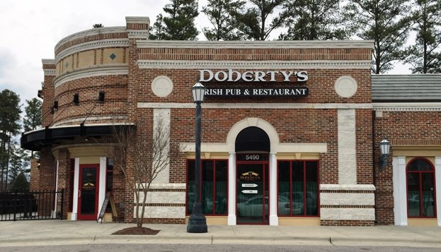 Doherty's Irish Pub, Apex- NC Triangle Dining