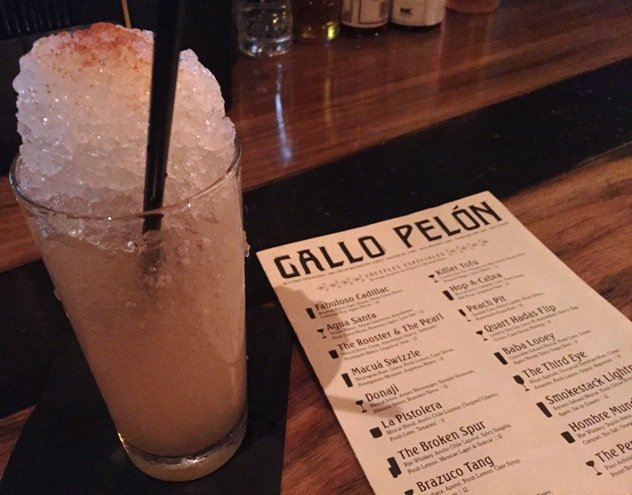 Baba Looey at Gallo Pelon Mezcaleria, Raleigh- NC Triangle Dining