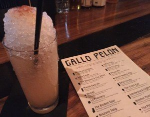 GalloPelon-CocktailWithMenu