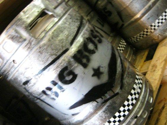 Big Boss Brewing kegs- NC Triangle Dining