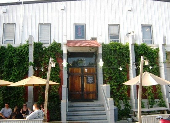 Front of Big Boss Brewing, Raleigh- NC Triangle Dining