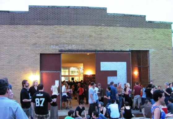 Crowd at Fullsteam Brewery in Durham- NC Triangle Dining