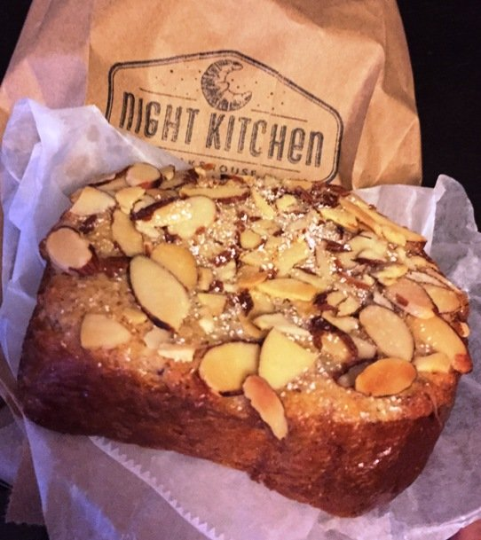 Bostok pastry at Night Kitchen Bakehouse in Raleigh- NC Triangle Dining