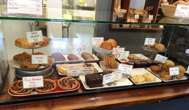 Pastries at Night Kitchen Bakehouse in Raleigh- NC Triangle Dining
