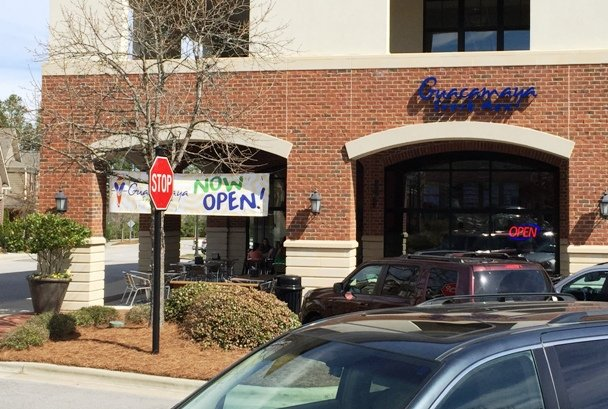 Front of Guacamaya in Cary, NC Triangle Dining