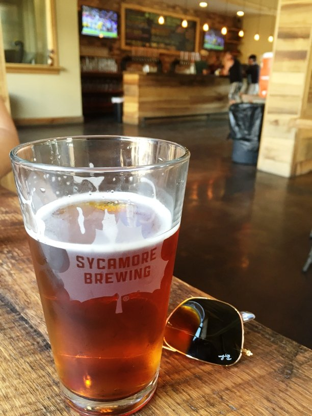 Sycamore Brewing in Charlotte- NC Triangle Dining
