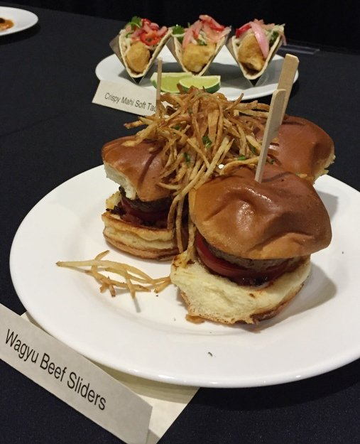 Tacos and sliders at Cinebistro in Cary- NC Triangle Dining