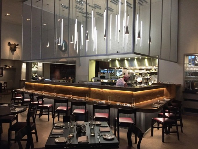 Counting House at 21C Museum Hotel in Durham- NC Triangle Dining