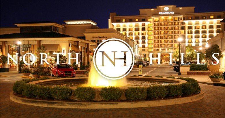 North Hills logo from business website- NC Triangle Dining