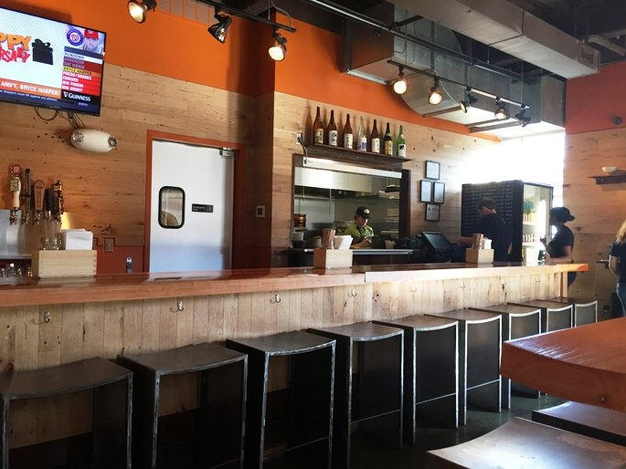 Ramen bar at Futo Buta in Charlotte- NC Triangle Dining