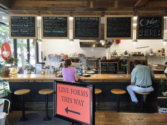 New Oakwood Cafe Raleigh Nc