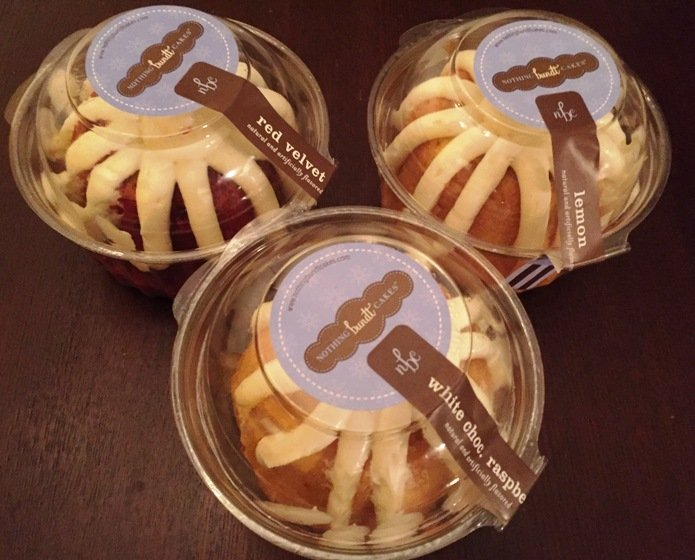 My sweet escape from Nothing Bundt Cakes in Morrisville- NC Triangle Dining