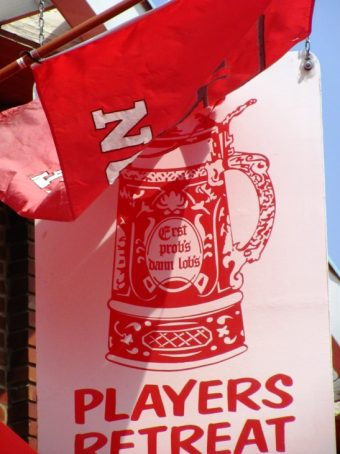 Banner at Players Retreat in Raleigh - NC Triangle Dining