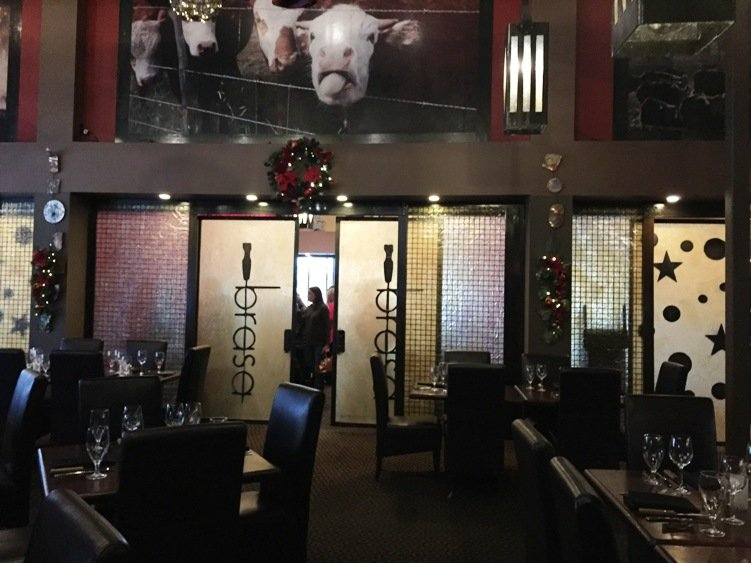 Private rooms at Brasa Brazilian Steakhouse in Raleigh - NC Triangle Dining