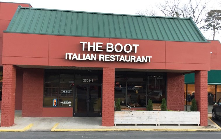 The Boot in Durham - NC Triangle Dining