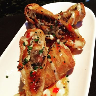 $7 Cheesesteak eggrolls at Sullivan's Steakhouse