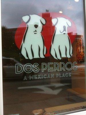 DosPerros-Door