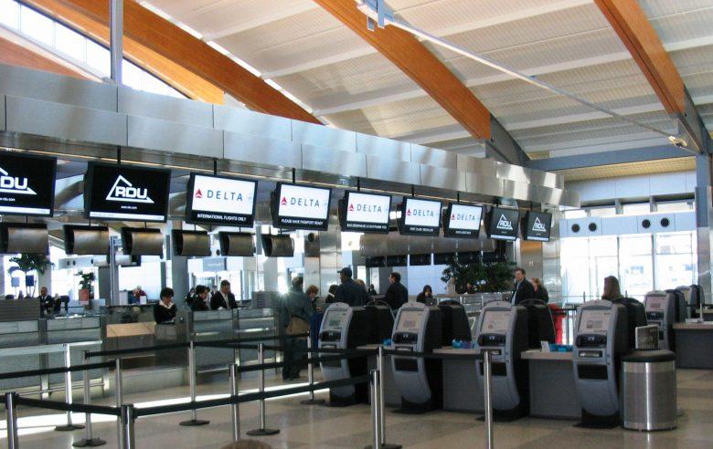 Terminal 2 at RDU International Airport, NC Triangle Dining