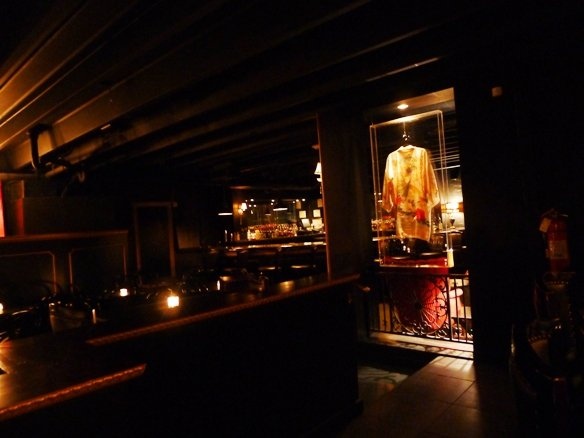Interior at Grace Bar in Raleigh, NC Triangle Dining