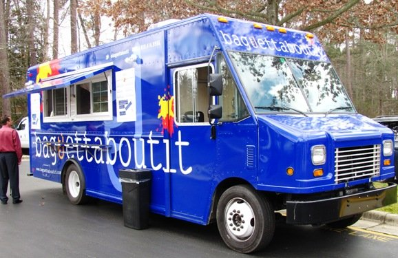 Baguettabouit food truck, NC Triangle Dining