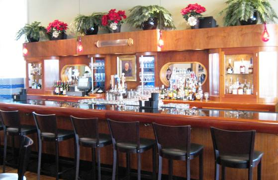 Bar at Sitti in Raleigh, NC Triangle Dining
