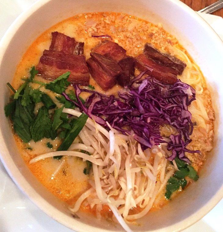 Popular pork belly soup at Bida Manda in Raleigh- nctriangledining.com
