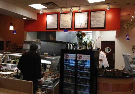 Counter at Neomonde, Raleigh- NC Triangle Dining