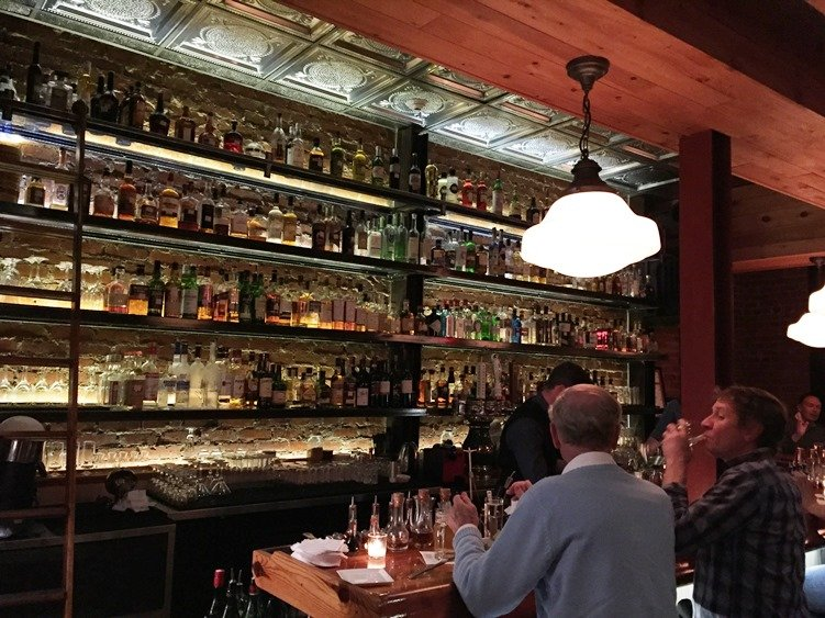 Bar Virgile in Durham- NC Triangle Dining