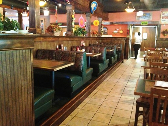 Dining Area Of La Cocina Cary Nc Triangle