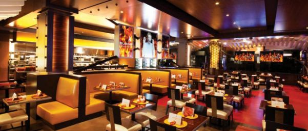 Interior of BurGR in Las Vegas from business website- NC Triangle Dining