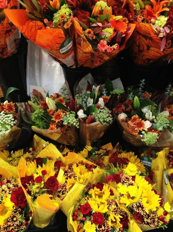 Fresh flowers at Costco Raleigh- NC Triangle Dining